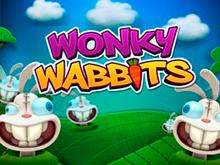 Игровой слот Wonky Wabbits